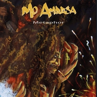 Mo Ambesa - Metaphor Cover