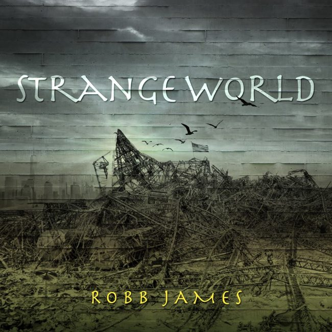 Strange World Album Cover